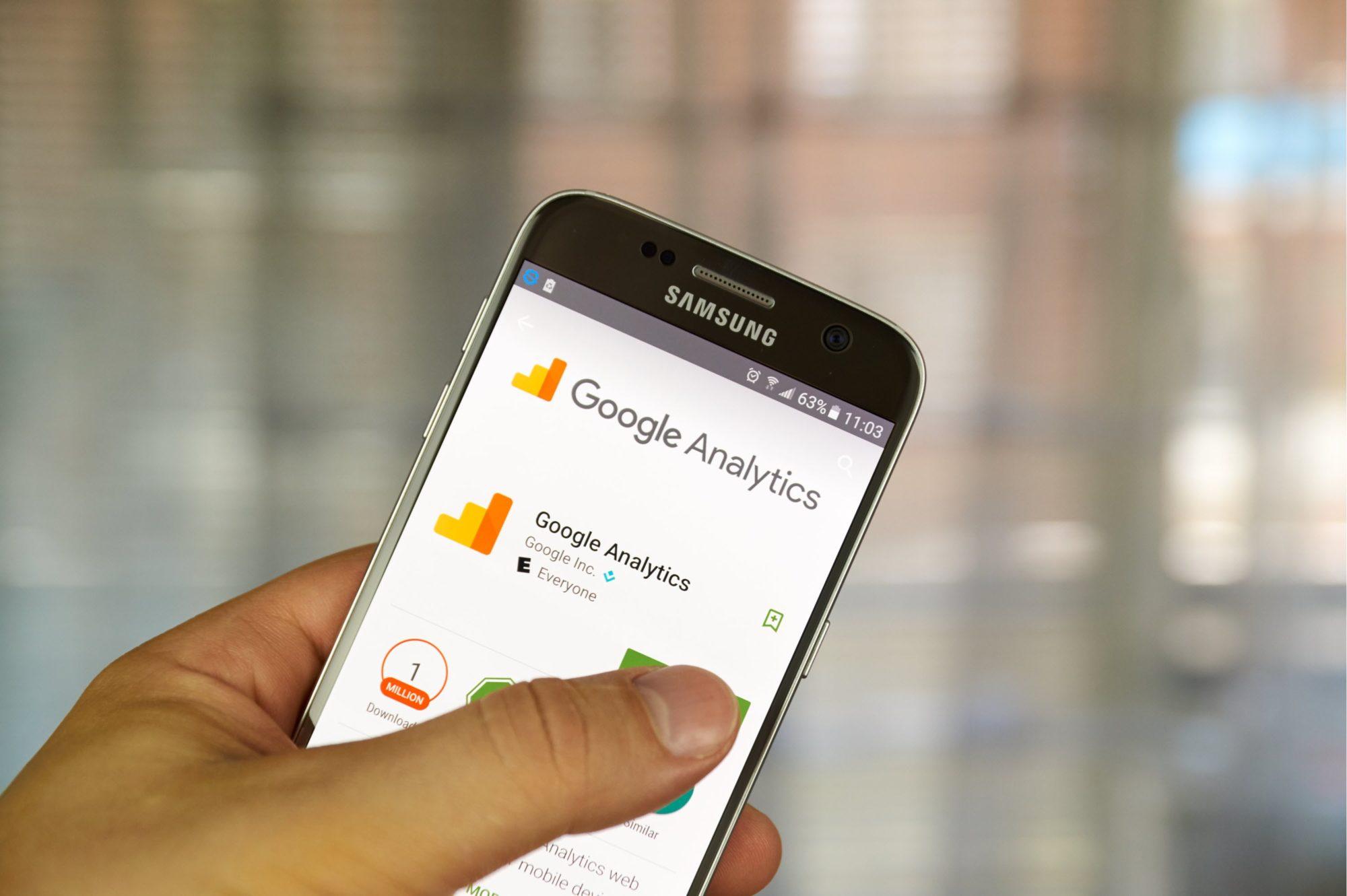 How to use Google Analytics.